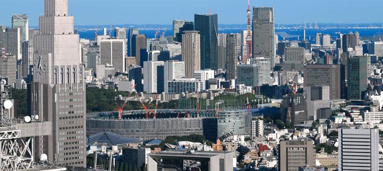 2020年 東京オリンピックに向けて
